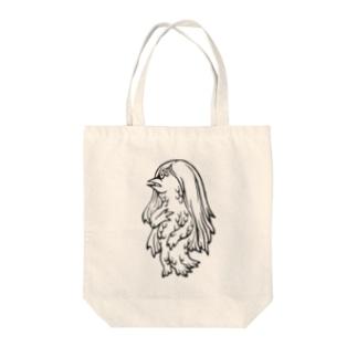 flounder2のアマビエ◉◉ Tote bags