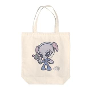 グレイタイプエイリアン Tote bags