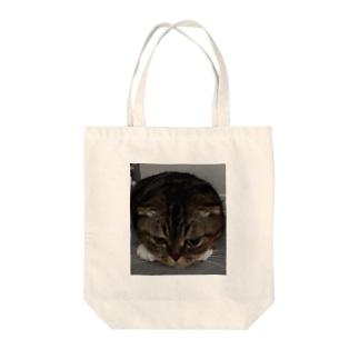 愛猫momocoのお願い Tote bags