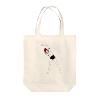 文武両道?➁ Tote bags