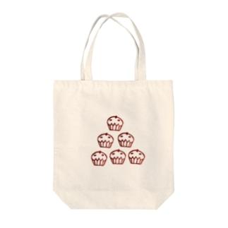 蒸しパン Tote bags