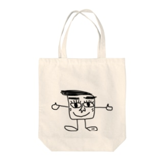 ish boy Tote bags