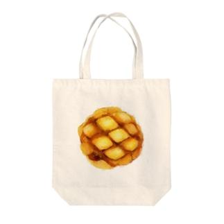 メロンパンくん Tote bags