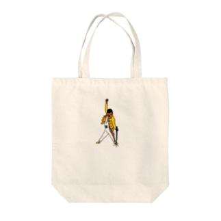 フレディくん Tote bags