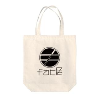 ≠fatE Tote bags
