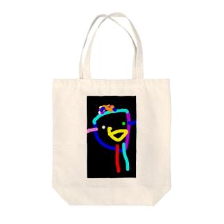spaceman☆1 Tote bags