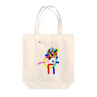 spaceman☆3 Tote bags