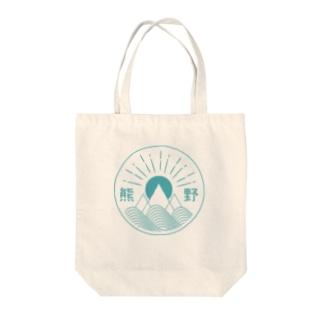 GOODLOCALのKUMANO BLUE Tote bags