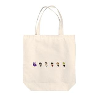 絶望の孤島06 Tote bags
