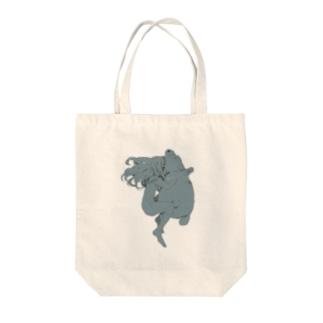 夢想ちゃん Tote bags
