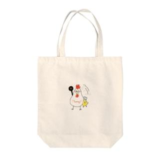 無添加料理人しのちゃん  Tote bags
