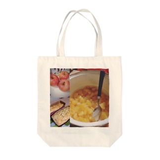 Taichanのりんご祭り Tote bags