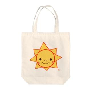 ともSUN Tote bags