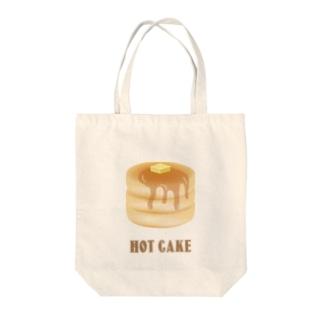 ホットケーキのトートバッグ メープル Tote bags