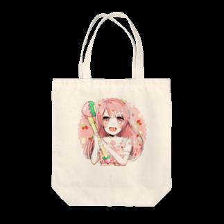 つゆかのおみせの✧*。いちごヾ(。>﹏<。)ノ゙✧*。 Tote bags