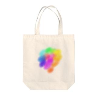 シュワ〜〜〜!! Tote bags