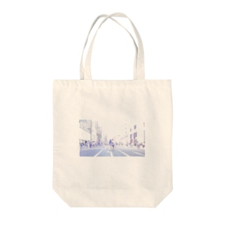 恋人たちの天国 Tote bags