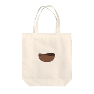 Karaffeロゴ Tote bags