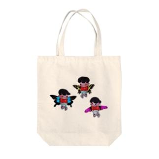 3人の妖精 Tote Bag