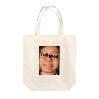feel good Tote bags