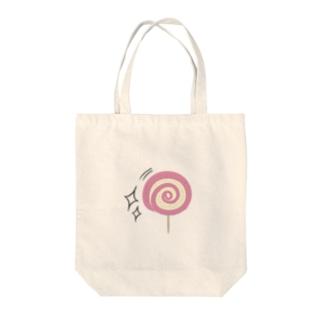 ペロキャン Tote bags