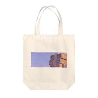 Old power plant Tote bags