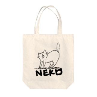 MY/NEKO Tote bags