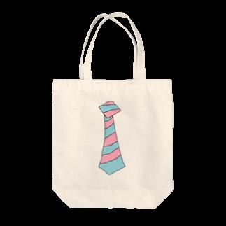 kumaneko-sのネクタイ Tote bags