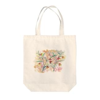 サンダーソニア Tote bags