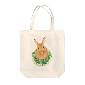 花より団子 Tote bags