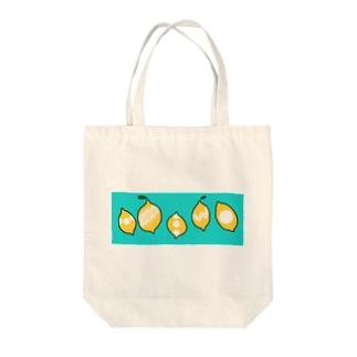 ナツレモーン ♪ Tote bags