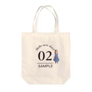 ナンバー photoグッズ  Tote bags
