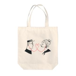 LoveLine Tote bags
