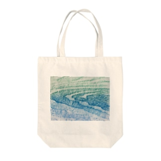 水面Ⅴ Tote bags
