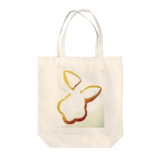 Cracked cookies Tote bags