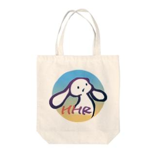 ミミタン2000夏 青-黄(supesharu) Tote bags