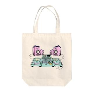 DISCO Tote bags