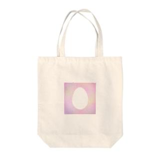 ゆめかわいいたまご Tote bags