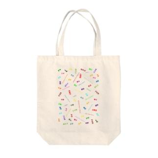 Sherryの医療従事者 略語 カラー Tote bags
