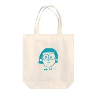 みみこ Tote bags