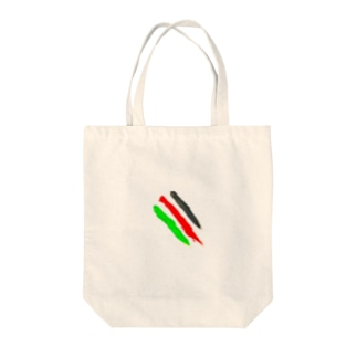指線描き Tote Bag