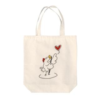 トリクシー Tote bags