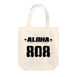 Team ALOHA 808 Tote bags