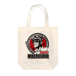 連合国軍最高司令官ダグラス・マッカーサー Tote bags