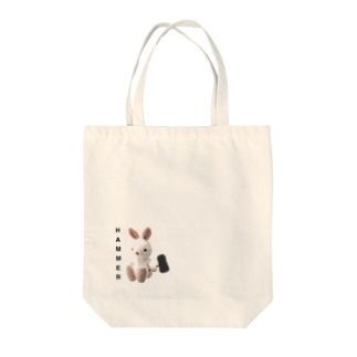 HAMMER/トートバッグ/うさぎ Tote bags