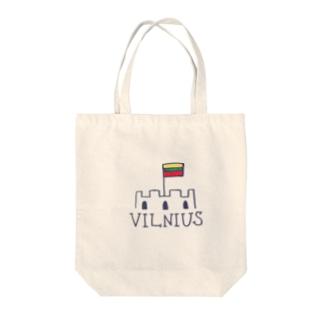 VILNIUS  Tote bags