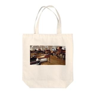 楽器博物館 Tote bags