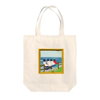 思ひ出 Tote bags