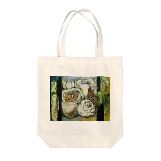SEIKO from 那須 Tote bags