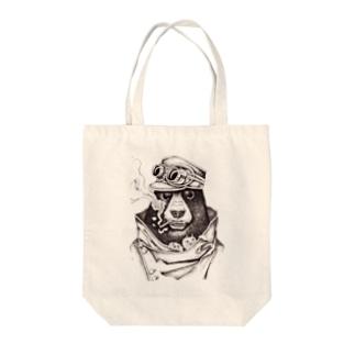 ココロノヒカリ Tote bags